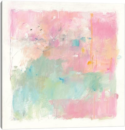 At Loose Ends Canvas Art Print