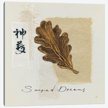 Bronze Leaf II Sacred Dreams Canvas Print #WAC9470} by Chris Paschke Canvas Print