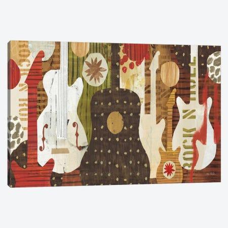 Rock and Roll Fantasy Canvas Print #WAC949} by Michael Mullan Canvas Art Print