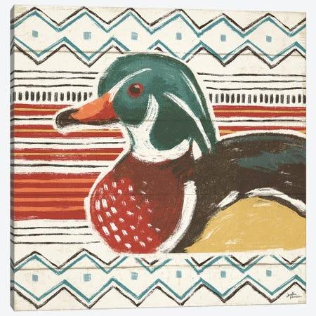 Vintage Lake X Canvas Print #WAC9514} by Janelle Penner Art Print