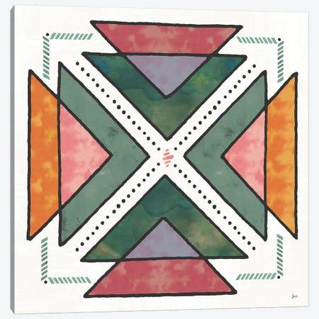 Spectrum VI Canvas Print #WAC9519} by Jess Aiken Canvas Art