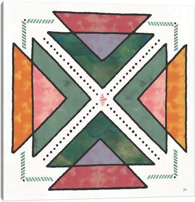 Spectrum VI Canvas Art Print