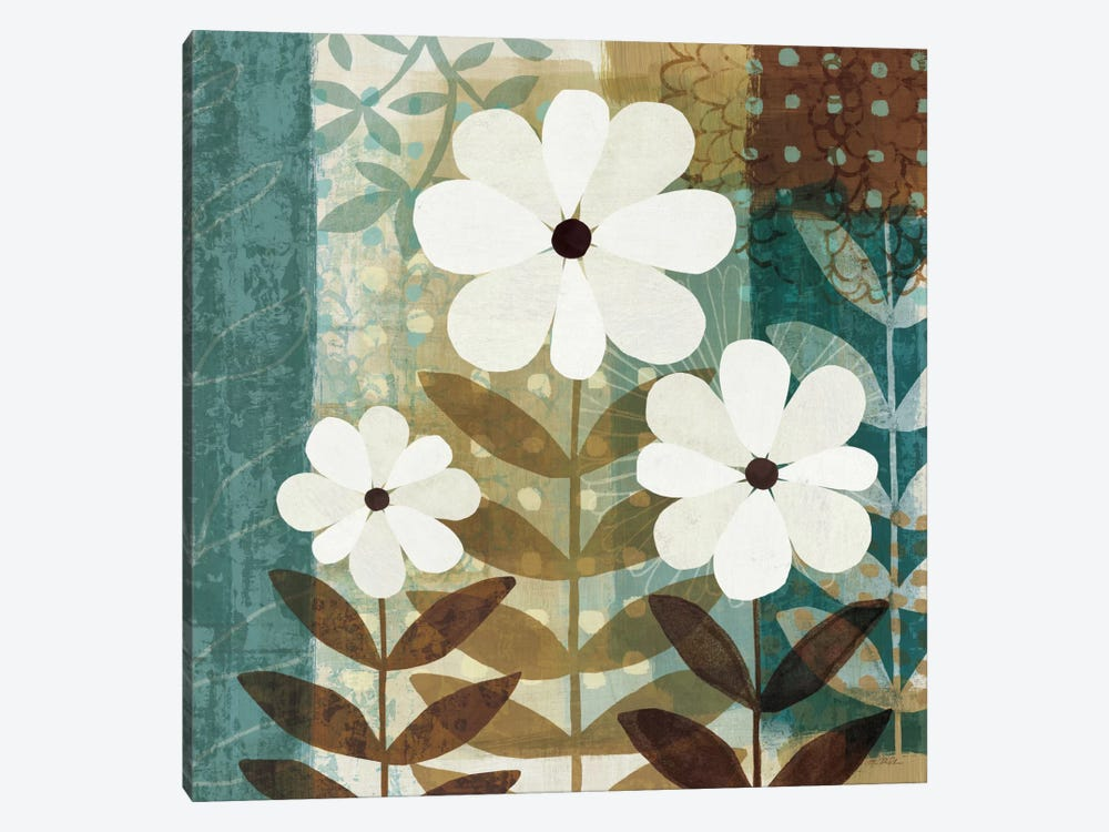 Floral Dream II Wag by Michael Mullan 1-piece Canvas Artwork