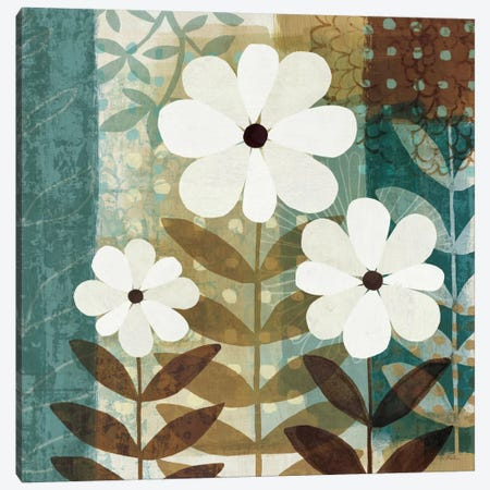 Floral Dream II Wag Canvas Print #WAC951} by Michael Mullan Canvas Wall Art