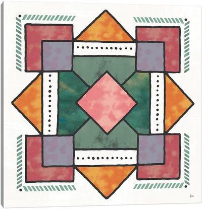 Spectrum VII Canvas Art Print