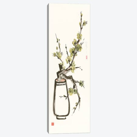 Moss Blossom Canvas Print #WAC9529} by Chris Paschke Canvas Print