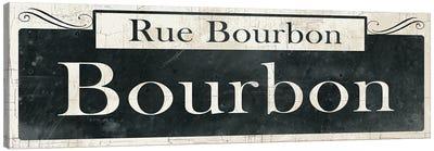 French Quarter Sign I Canvas Art Print