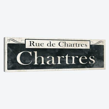 French Quarter Sign IV Canvas Print #WAC9591} by Wild Apple Portfolio Canvas Artwork