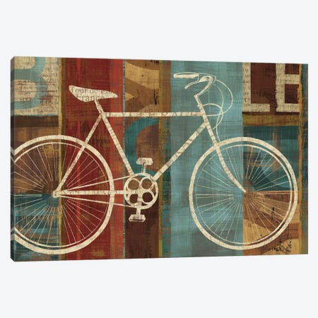 Breaking Away Canvas Print #WAC959} by Michael Mullan Canvas Art
