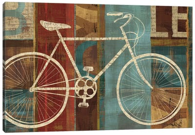Breaking Away Canvas Art Print