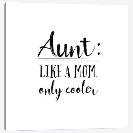 Aunt Inspiration I Canvas Print #WAC9625} by Wild Apple Portfolio Canvas Print
