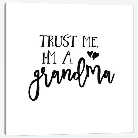 Grandma Inspiration I Canvas Print #WAC9636} by Wild Apple Portfolio Canvas Wall Art