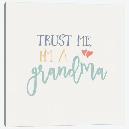 Grandma Inspiration I Color Canvas Print #WAC9637} by Wild Apple Portfolio Canvas Artwork