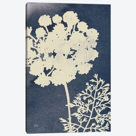 Dark Blue Sky Garden IV Canvas Print #WAC9684} by Studio Mousseau Canvas Art Print