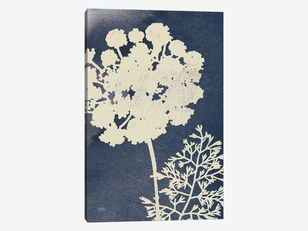 Dark Blue Sky Garden IV by Studio Mousseau 1-piece Canvas Art Print