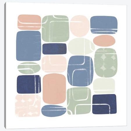 Beans I Pastel Canvas Print #WAC9688} by Wild Apple Portfolio Canvas Art
