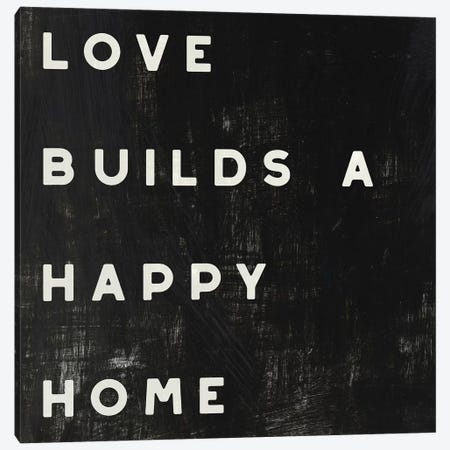 Lovely Home I Canvas Print #WAC9722} by Wild Apple Portfolio Canvas Art Print