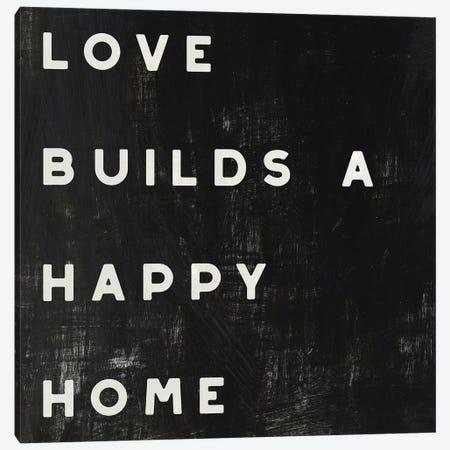 Lovely Home I Canvas Print #WAC9722} by Wild Apple Portfolio Canvas Art Print
