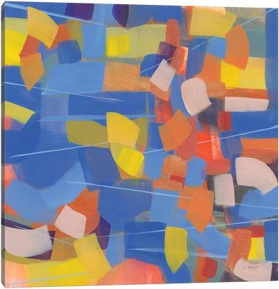 Intensity Canvas Art Print
