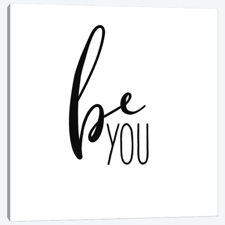 Be You Canvas Print #WAC9765} by Wild Apple Portfolio Canvas Wall Art