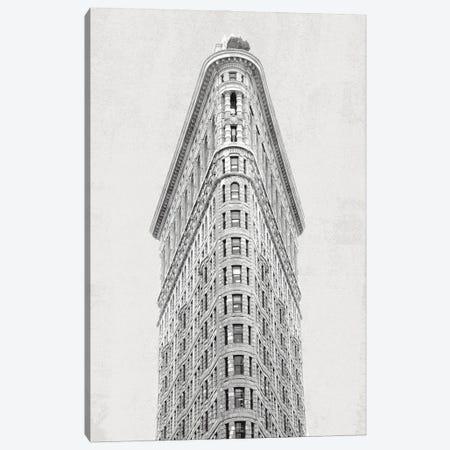 Flatiron Building NYC Canvas Print #WAC9806} by Wild Apple Portfolio Canvas Art Print