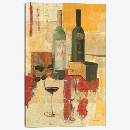 Contemporary Wine Tasting III Canvas Print #WAC98} by Avery Tillmon Canvas Art