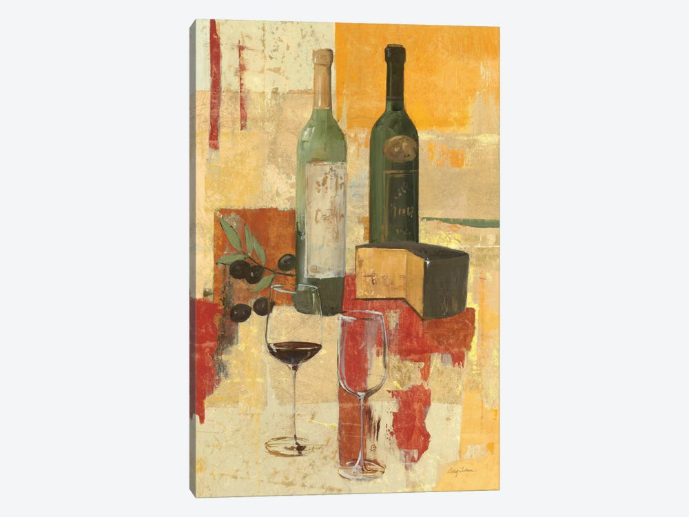 Contemporary Wine Tasting III by Avery Tillmon 1-piece Art Print