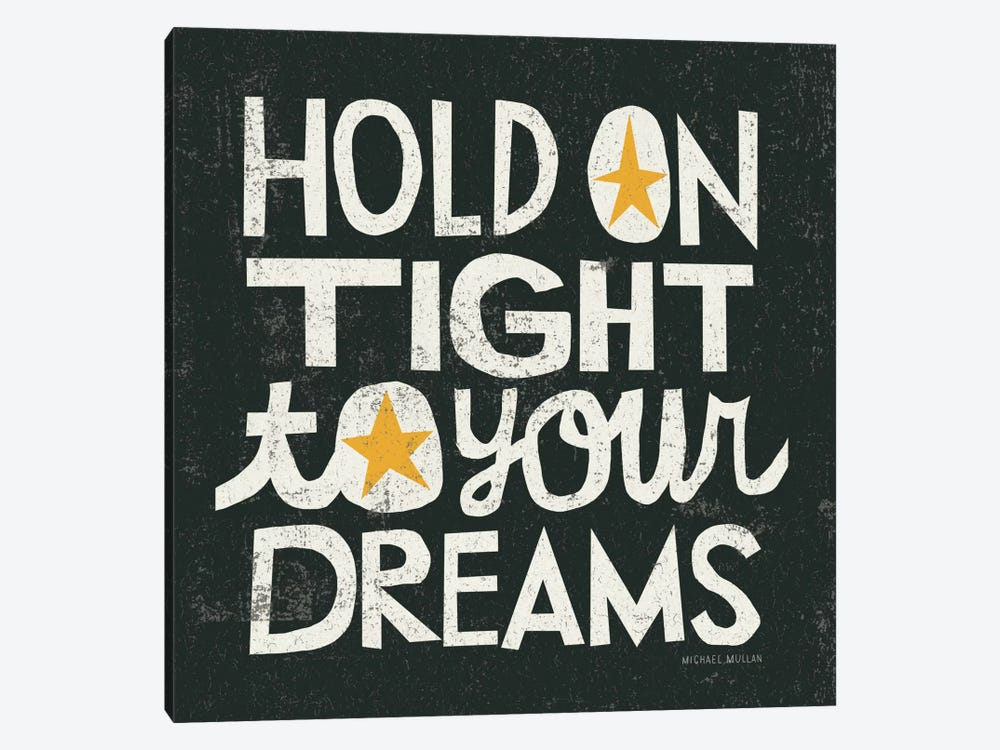 Hold on Tight by Michael Mullan 1-piece Canvas Art Print
