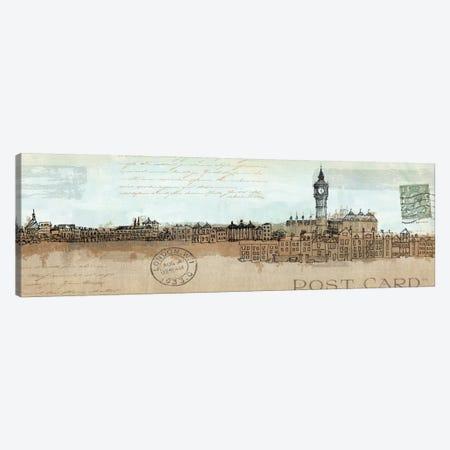 Cities II - London Canvas Print #WAC99} by Avery Tillmon Canvas Art