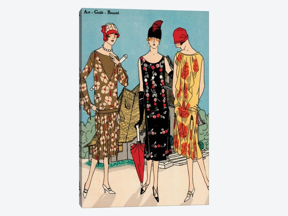 Vintage Couture I by World Art Group Portfolio 1-piece Canvas Artwork