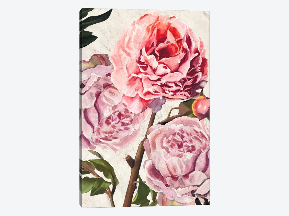 Colossal Floral 1-piece Canvas Art