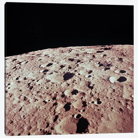 Space Photography IV Canvas Print #WAG125} by World Art Group Portfolio Canvas Print