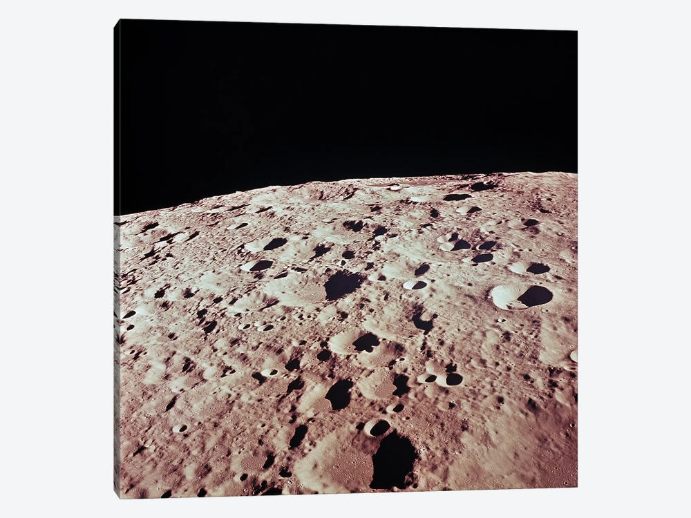 Space Photography IV 1-piece Canvas Art