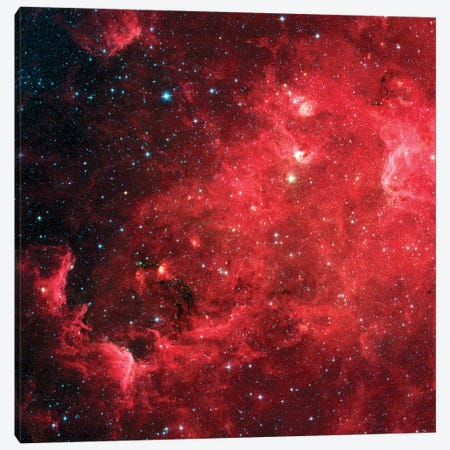 Space Photography VII Canvas Print #WAG129} by World Art Group Portfolio Canvas Wall Art