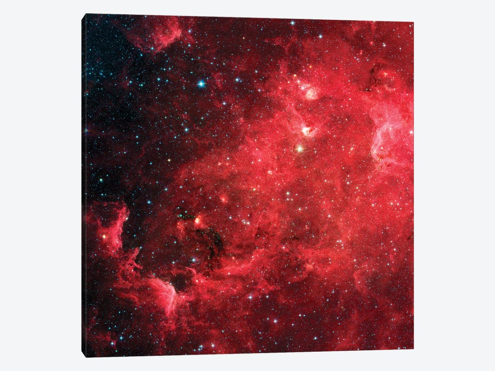 Space Photography VII by World Art Group Portfolio 1-piece Canvas Art