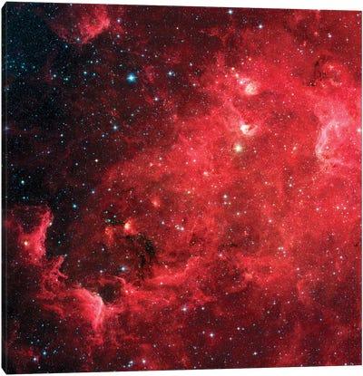 Space Photography VII Canvas Art Print