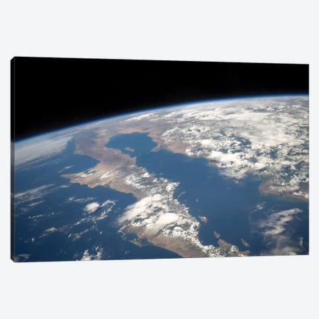 Space Photography XI Canvas Print #WAG132} by World Art Group Portfolio Art Print