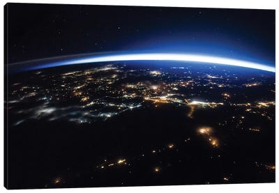 Space Photography XII Canvas Art Print