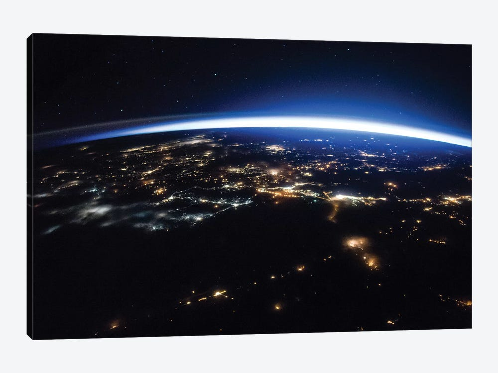 Space Photography XII by World Art Group Portfolio 1-piece Art Print