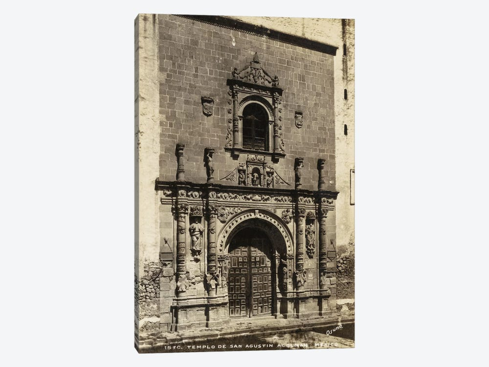 Old Mexico I by Unknown Artist 1-piece Canvas Print