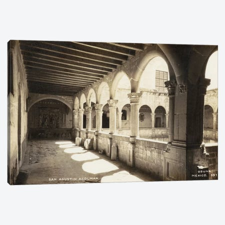 Old Mexico III Canvas Print #WAG173} Canvas Print