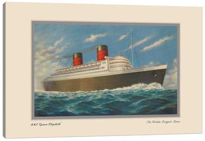 Vintage Cruise II Canvas Art Print