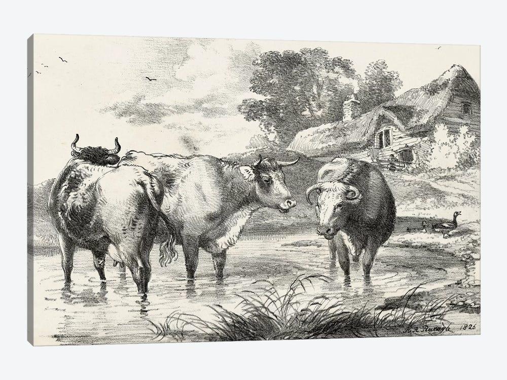 Rural Charms I by World Art Group Portfolio 1-piece Canvas Print