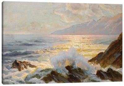 Main Seascape II Canvas Art Print