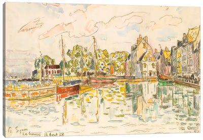 Le Croisic I Canvas Art Print