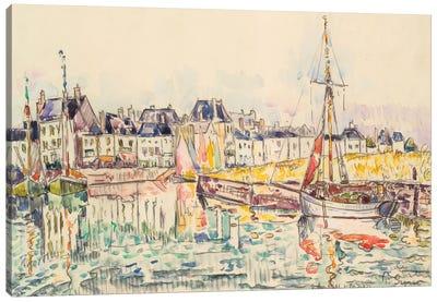 Le Croisic II Canvas Art Print