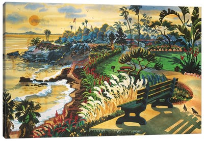 Heisler Park Canvas Art Print