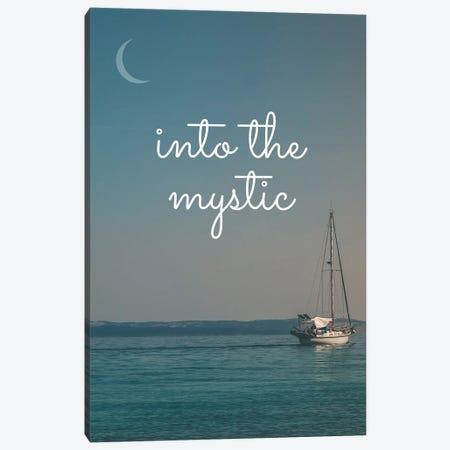 Into The Mystic 2 Canvas Print #WAM87} by WordsAndMusicArt Canvas Wall Art