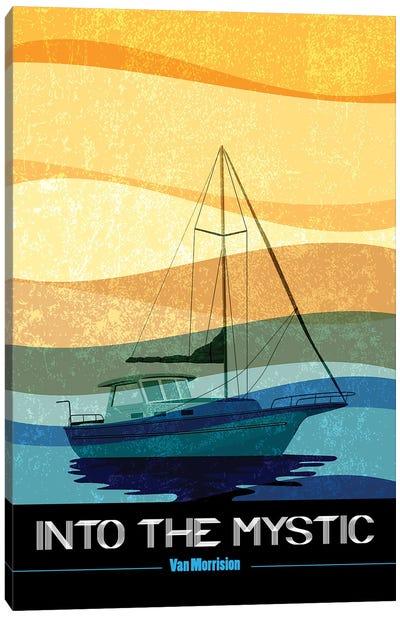 Into The Mystic Poster Art Canvas Art Print