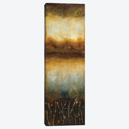 Crystal Lake I Canvas Print #WAN12} by Wani Pasion Art Print